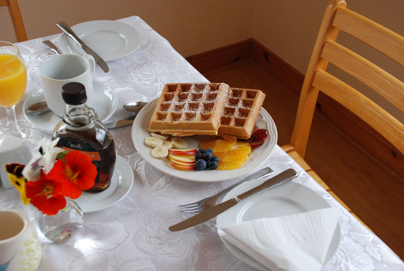 Breakfast at Dingle Bed & Breakfast